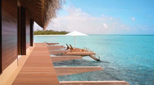 Тропическое уединение на Мальдивах. Курорт Reethi Rah (5*)