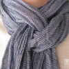 25 способов повязать шарф