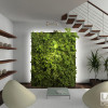 10 оригинальных способов украсить Вашу городскую квартиру растительностью