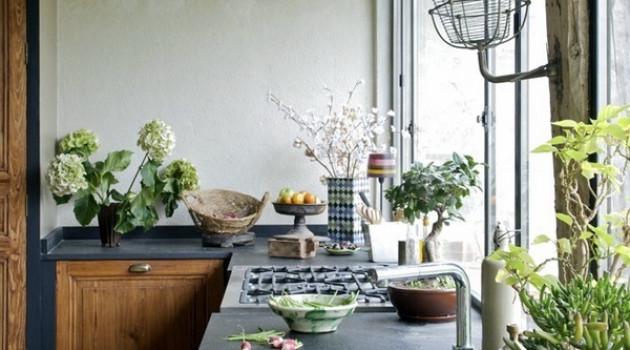 10 наиболее актуальных материалов для кухонных столешниц