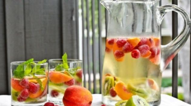 7 ароматных рецептов воды, которые Вы можете сами приготовить