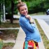 9 способов держать себя в форме во время беременности