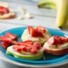 Не голодай во время диеты! 25 закусок менее 50 калорий