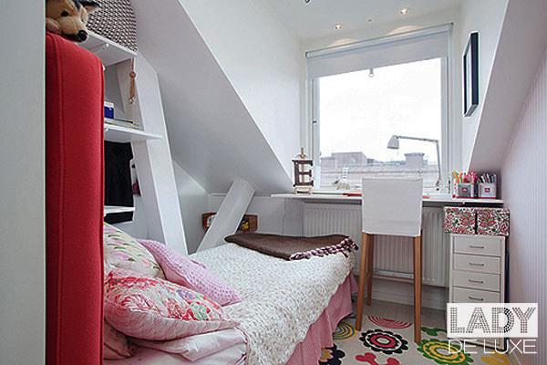 Дизайн маленькой комнаты спальни фото